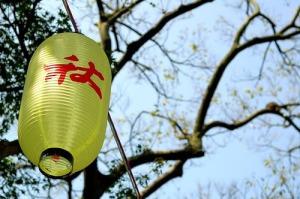 Zhongqiu Jie or Mid-Autumn Festival Lantern