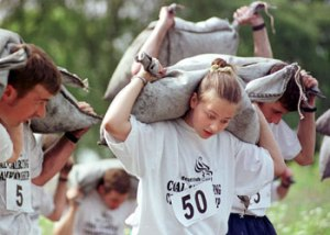 The World Coal Carrying Championships
