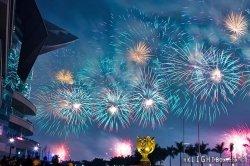 Hong Kong New Year Celebrations