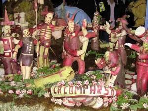 Radish Night Festival - Clockwork Gallery