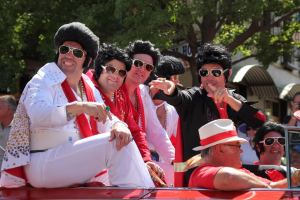 Clockwork Gallery - Elvises at Parkes
