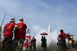 Yasothon Bun Bangfai Rocket Festival