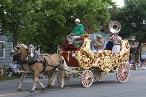 Circus Heritage Parade